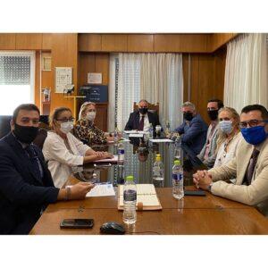 Συνάντηση ΕΕΑ ΣΠΑΤΕ 2020