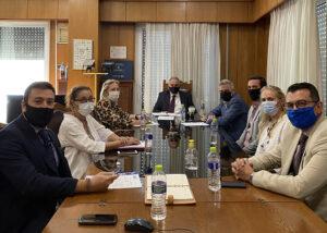 Συνάντηση Ε.Ε.Α. – ΣΠΑΤΕ